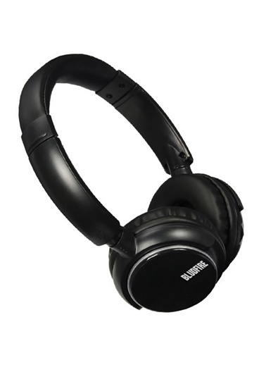 Bludfire HW1 Bluetooth Mikrofonlu Radyo Mp3 Kulaklık Siyah
